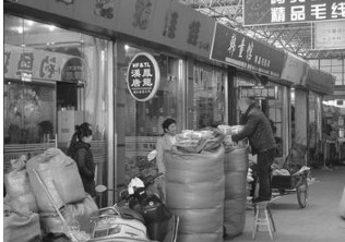 Decline in the sales volume of Zhili market: fabric merchants began to reduce