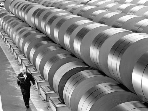 ** on behalf of He Daping: steel prices to buy financial products is helpless
