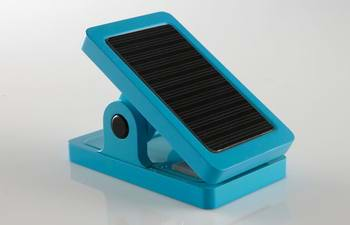 Clip-on solar LED lights are available on the market