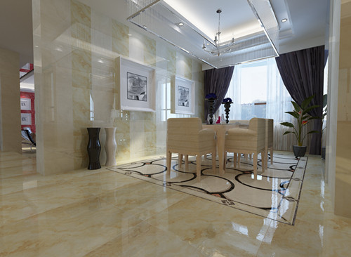 The future development trend of marble tiles