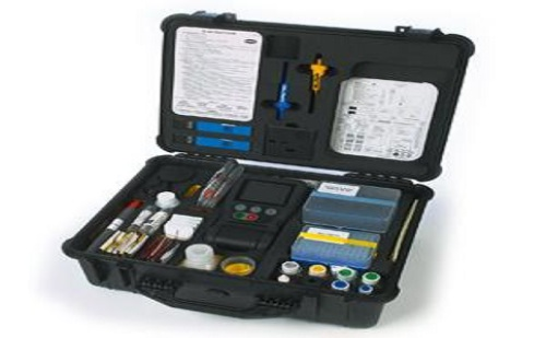 The use of water quality analyzer