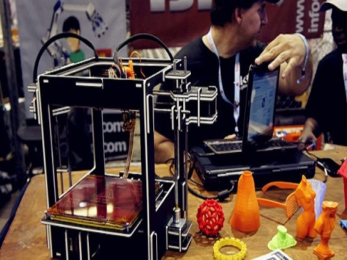 Oil and gas companies develop 3D printing technology