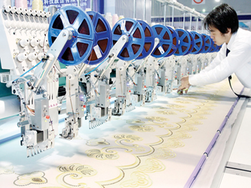 Analysis of the Upgrading of China's Cotton Textile Industry