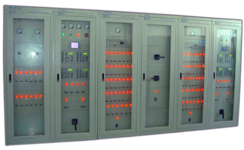 """How to install """"DC screen"""" inside the high voltage cabinet (up5 power supply)"""