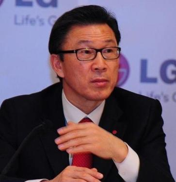 New CEO of LG China arrives