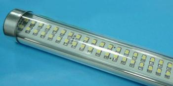 LED fluorescent tube prices continue to decline