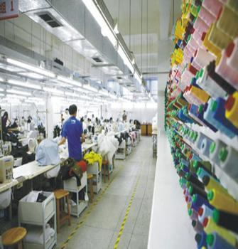 Black River port clothing exports to Russia dropped sharply
