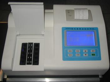 Food safety testing instruments have a bright future