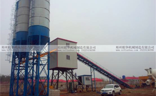 The essential elements of quality control in concrete mixing plant
