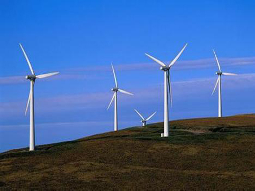State Power Changqing Wind Farm Project Trial Run