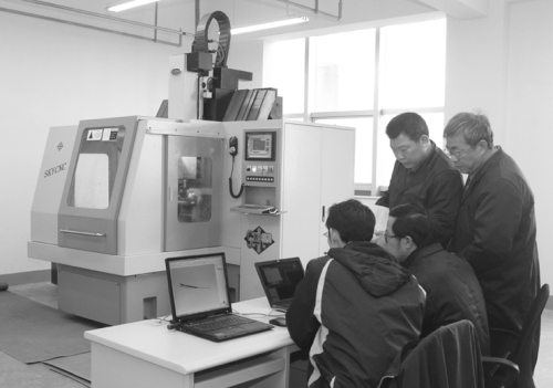 Appliances are widely used in machine tools and molds