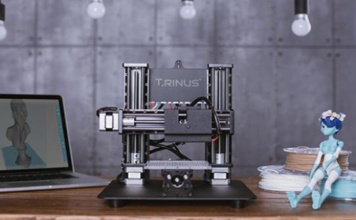 The micro-printing era of 3D printers is coming