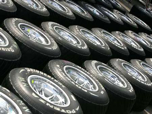US 2014 tire sales growth of 4.7%