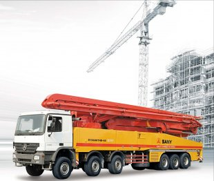 Concrete machinery needs contraction and development