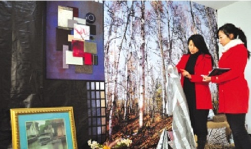 """Small and medium-sized textile enterprises """"home"""": Wujiang Textile Technology Center"""