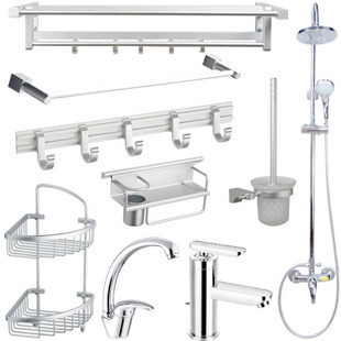Bathroom hardware low-end market pattern is uncertain