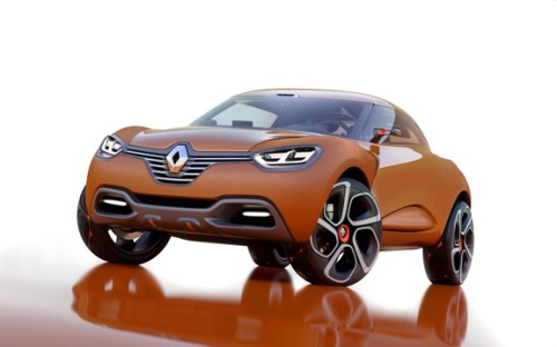 Renault Wins Best Eco-car Award