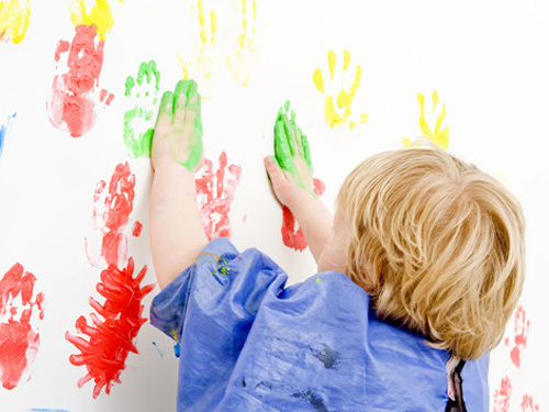 Children's room paint selection points