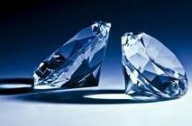 Diamond falsification simulation high