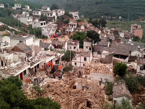 The role of security products in the earthquake