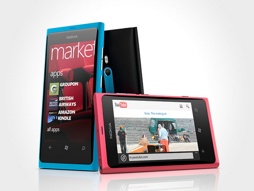 Nokia: Lumia Series Smartphones Listed in China in April