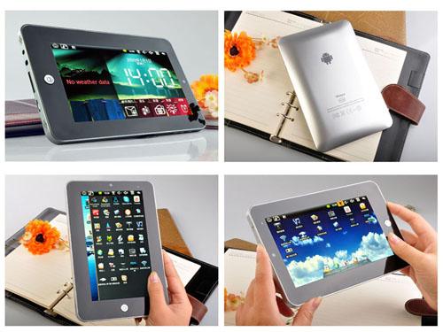 Tablet PC war started