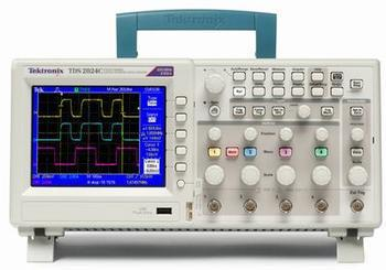 Oscilloscope selection method