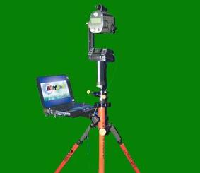 TVC-3D-A portable laser disk coal meter