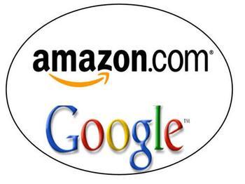 2013 Amazon Google earnings will grow significantly