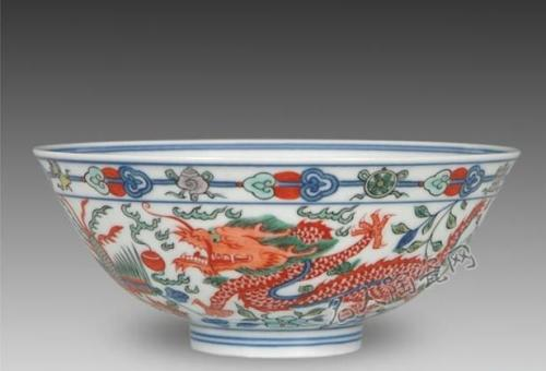 Eight porcelain features of the Qing Dynasty