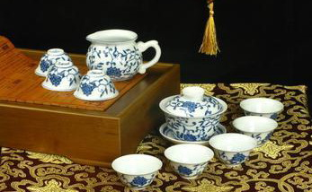 The Introduction of Blue and White Porcelain and Its Characteristics in Different Periods