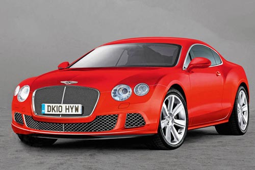 China is expected to become Bentley's largest market in the world