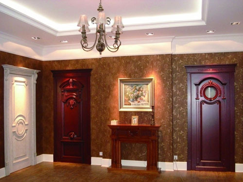 Wooden door market positioning to expand brand influence