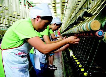 Jiangsu Textile enters the ranks of trillions