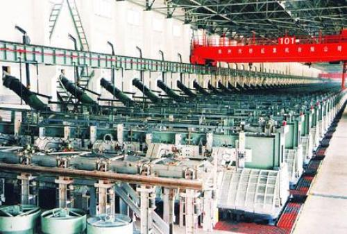 China's machinery increased by 10% in the previous 2 months