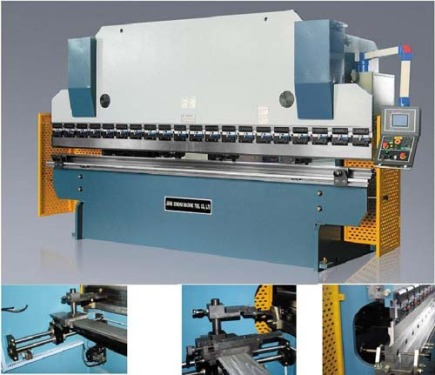 Bending machine industry accelerates industrial change