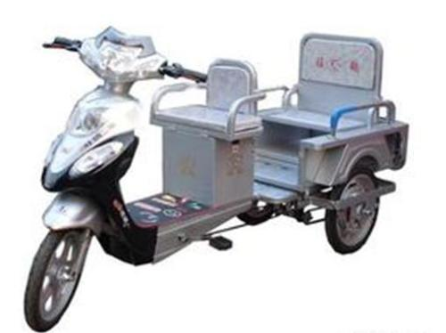 Electric tricycle ban opinion collection