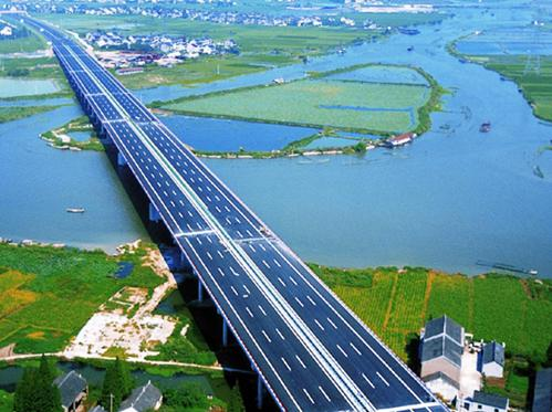 Hubei speeds up the connection of provincial highways