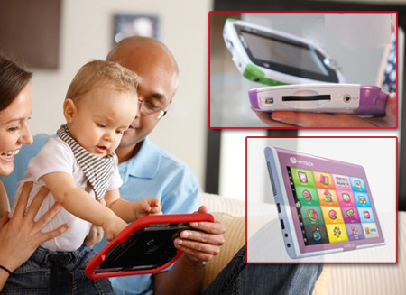 iPad into emerging toys The rise of children's application software market