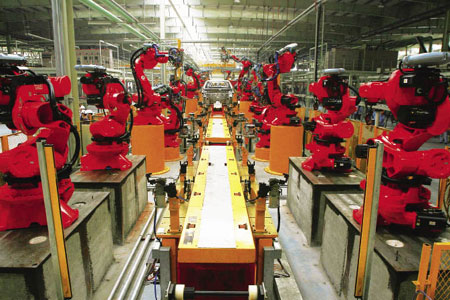 The golden decade has passed. The machine tool industry will reshuffle