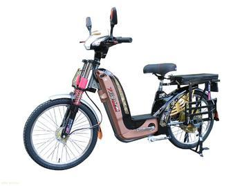 Look at the development of electric bicycles in the rural market