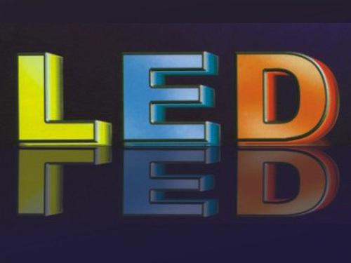LED technology and market mutual drive