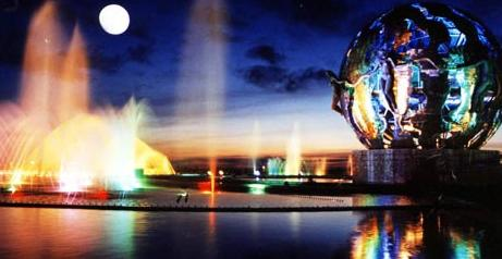 2013-2015 global outdoor LED lighting will meet the tide