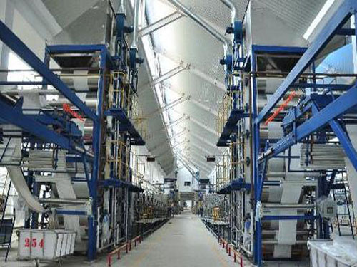 The future of textile machinery