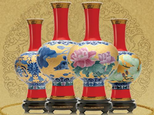 Chinese Red Appreciation in Porcelain