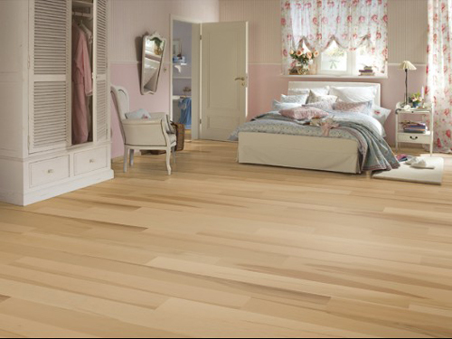 Floor industry brand is difficult to distinguish