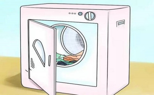 Dryer type and working principle