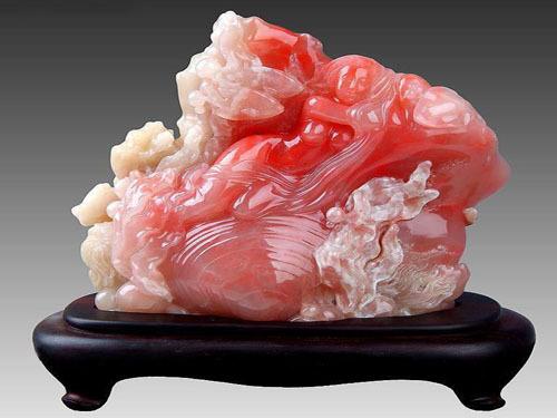 Shoushan Stone Creation Should Diversify