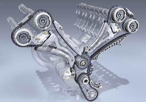 Multinational Auto Parts Enterprises Layout Domestic