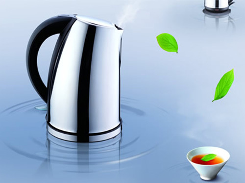 Safe use of electric kettle